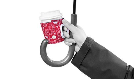 通せるカップスリーブ使用例