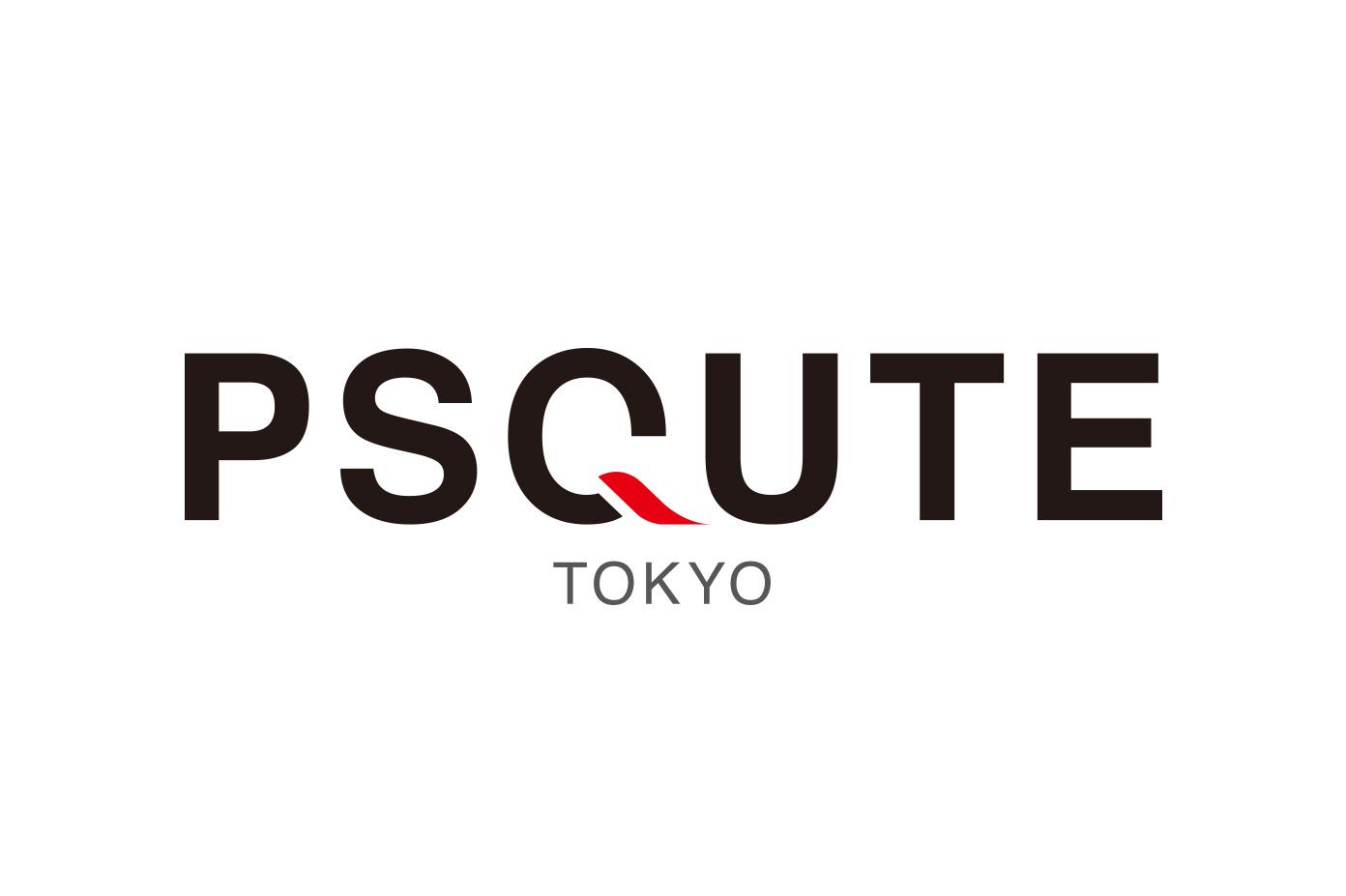 PSQUTEロゴデザイン