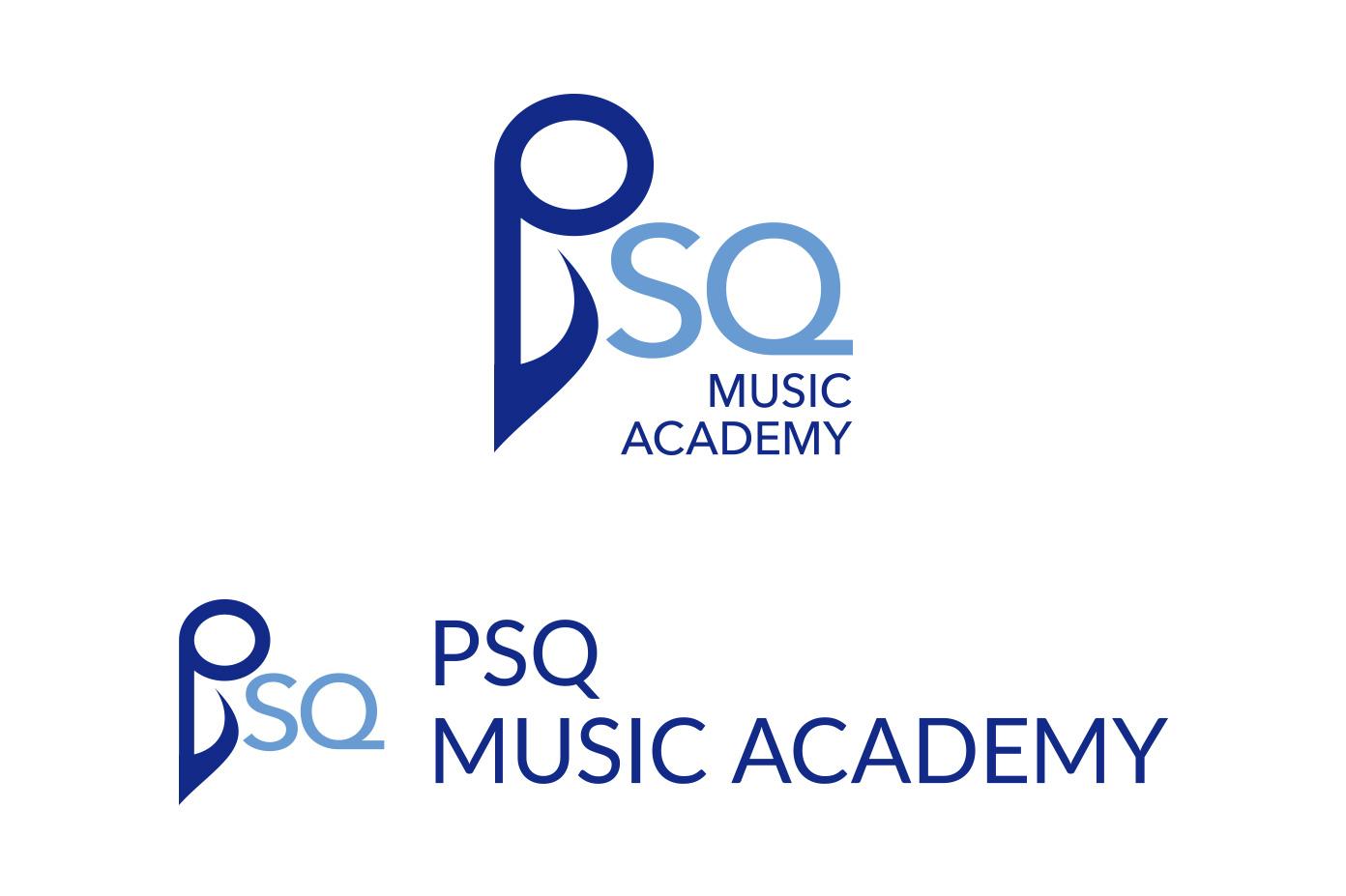 音楽スクールのロゴデザイン